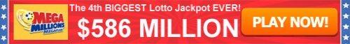 Mega Millions 586 Million Jackpot