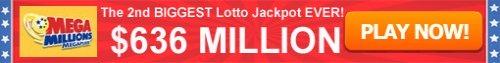 Mega Millions 636 Million Jackpot