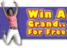 Win £1,000 FREE