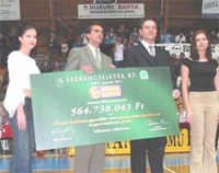 Hatos Lottó winners