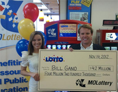 Mo lottery powerball prizes for 3