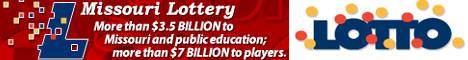 Missouri Lottery Banner
