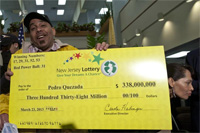 NJ Lottery - New Jersey Lottery - Pick Six Lotto - Lottery NJ - NJ Lotto