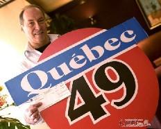Quebec 49 Results