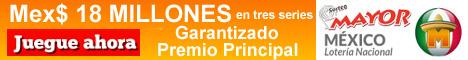 Sorteo Mayor - Loteria Nacional de Mexico