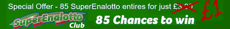Italy Lottery SuperEnalotto Syndicate