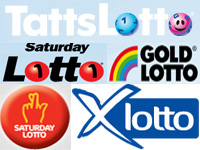 Saturday Lotto Western Australia