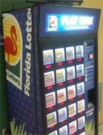 Florida Lottery Terminal