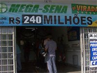 Mega Sena da Virada jackpot