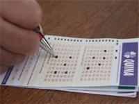 Loteria Quina playslip