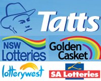 Tatts Lotto Australia